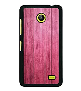 ifasho Designer Back Case Cover for Nokia X2 (Beeg Kir To Kos Wood Sofa)
