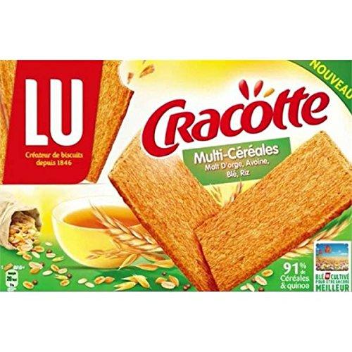 Cracotte multi cereales 250g - ( Prix Unitaire ) - Envoi Rapide Et Soignée