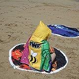 TWF Baby und Kleinkind Kapuzen Swim Badetuch