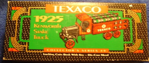 texaco-1925-kenworth-stake-truck-collectors-series-9-by-texaco
