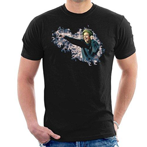 Harry Styles of One Direction Murrayfield Stadium 2014 Men\'s T-Shirt
