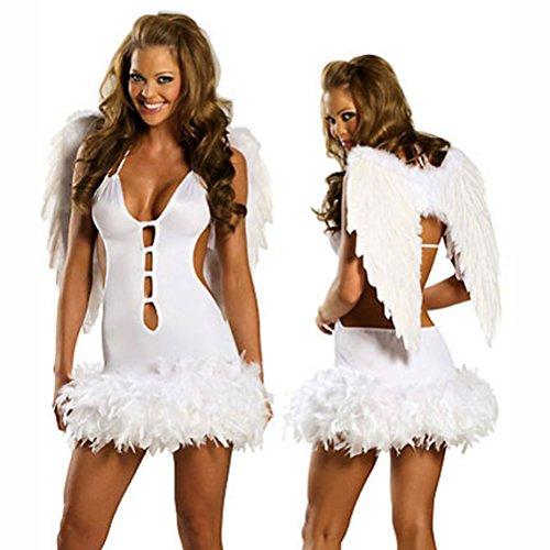 TYERY Weiße (Seemann Und Krankenschwester Kostüme Der)