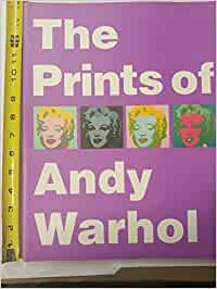 The prints of andy warhol andy warhol libri for Ricerca su andy warhol