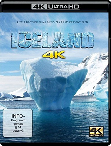 Iceland - 4k Ultra HD Blu-ray
