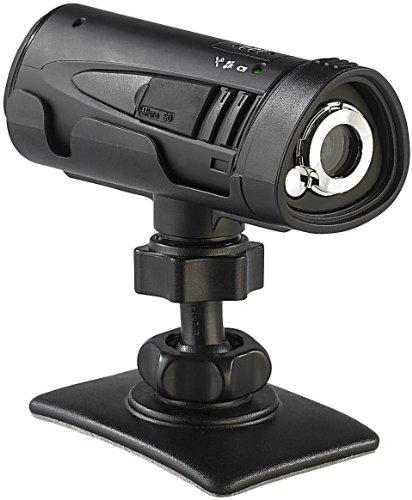 """Somikon Wasserdichte Kamera: Action-Cam""""DV-64.GPS"""" mit GPS-Datenaufzeichnung (Helm-Kamera)"""