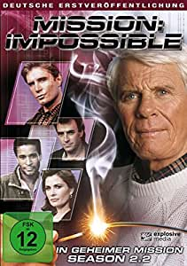 Mission Impossible - In geheimer Mission/Season 2.2 [3 DVDs]