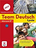 Team deutsch neu lycee 2nde - Livre de l'eleve specimen
