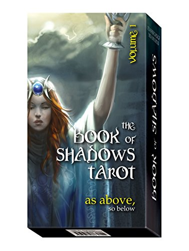 "The The Book of Shadows Tarot: Book of Shadows Tarot Voli: ""as Above"" As Above Volume I"