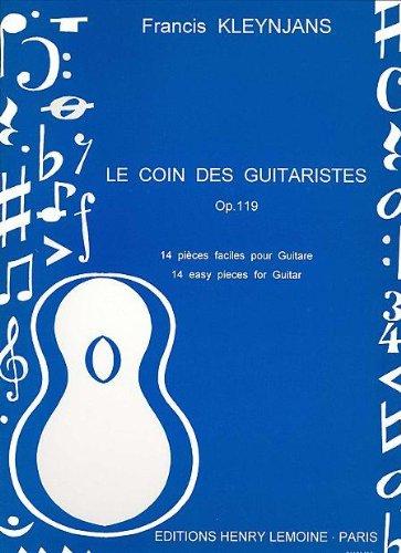 Coin des guitaristes Op.119