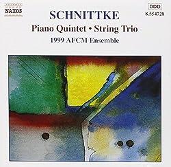 Klavierquintett Streichtrio