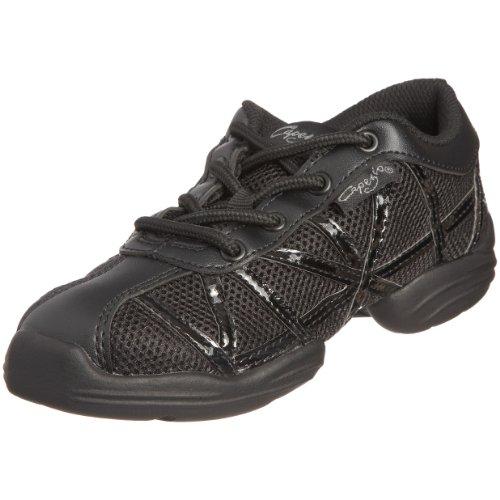 Capezio Web Dance Damen Sneaker Black/Patent