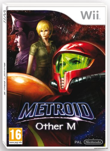 Metroid Other M (Uncut) (Wii Metroid)