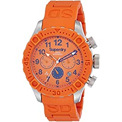 Mens Superdry Scuba Deepsea Multi Watch SYG142O