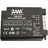 3AAA HID 135E/220–24036W Profesional ECG hid-ecg electrónicos lastre para HID lámparas HCI/CDM/35W (HQI/HPI/, MHN × 1T lámpara fluorescente y # xFF0C; 110x 75x 30mm