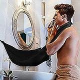JYHY Outil de Rasage de Barbe en Acier de Ciseaux pour Former et Tailler la Barbe