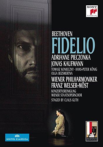 Beethoven: Fidelio [Alemania] [DVD]