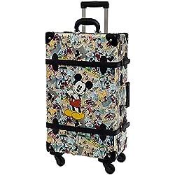 Disney Mickey Comic Juego de Maletas, 36 Litros, Color Varios Colores
