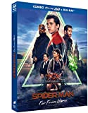 Spider-Man : Far from Home [Combo Blu-ray 3D + Blu-ray 2D]