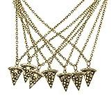 Lux Accessories Friend Necklace Golds - Best Reviews Guide