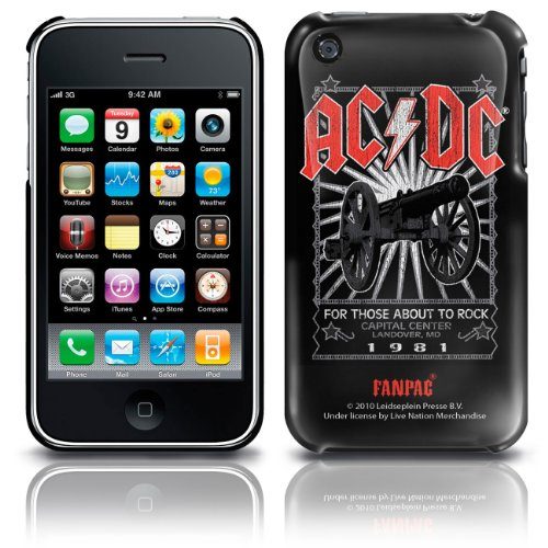 For Those About to (Iphone 3g/3gs Cover)