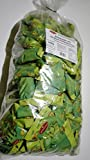 Wurfmaterial Karneval Wurzener Erdnussflips im Mini Beutel, 100er Pack (100 x 10g) -