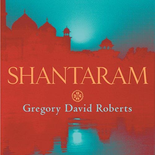 Buchseite und Rezensionen zu 'Shantaram' von Gregory David Roberts