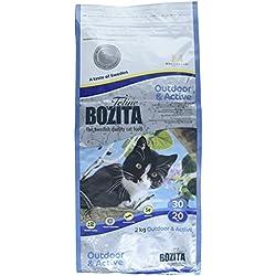 Bozita Feline Outdoor & Active 2 kg, 1er Pack (1 x 2 kg)