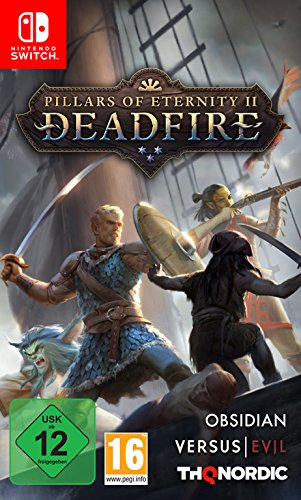 Spielen 2 Steuern (Pillars of Eternity II: Deadfire (Nintendo Switch))