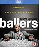 Ballers - Season 2 [Blu-ray] [2016] UK-Import, Sprache-Englisch