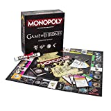 Winning Moves 44062 - Monopoly: Game of Thrones Collector's Edition