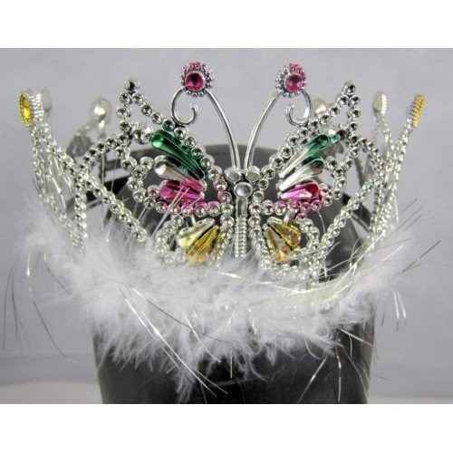 Tiara - Crown Butterfly by CC (Rugby Butterfly)