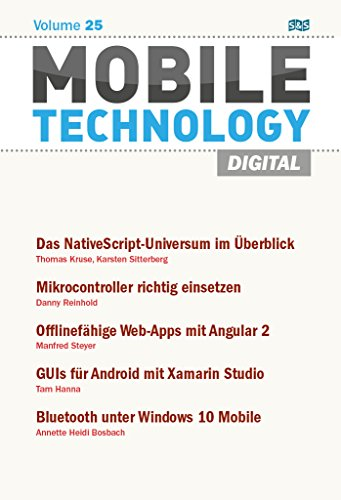Mobile Technology Digital 25