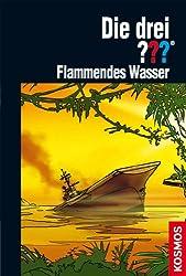 Die drei ???, Geisterbucht, Teil 2: Flammendes Wasser (drei Fragezeichen)
