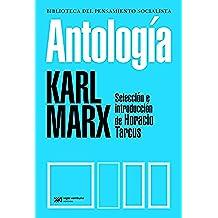 Antología (Biblioteca del Pensamiento Socialista)