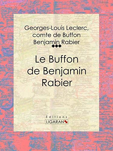 Le Buffon de Benjamin Rabier par comte de Buffon, Georges-Louis Leclerc
