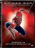 Spider-Man: 5-Movie Collection [Edizione: Francia]