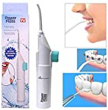 GUIGSI IDROPULSORE Power Floss per Denti Getto d'Acqua Pulizia Dentale Orale IGIENE INTERDENTALE