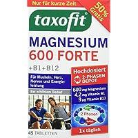 Taxofit Magnesium 600 Deopt, 30 Stück preisvergleich bei billige-tabletten.eu
