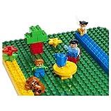 LEGO DUPLO 2304 -  Bauplatte, grün -