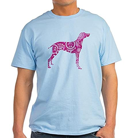 CafePress - German Shorthaired Pointer Ash Grey T-Shirt - 100% Cotton T-Shirt