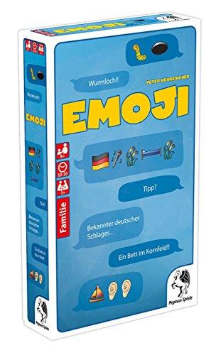 emotify spiel Pegasus Spiele 20012G - Emoji