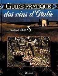 Guide pratique des vins d'Italie
