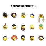 Emoji Sticker 660 Stück Emoji Aufkleber coole Sticker Für Kinder und Erwachsene Vergleich