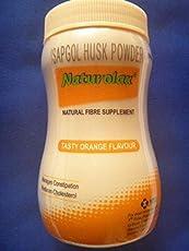 Naturolax - A Isabgol Husk Powder - Tasty Orange Flavour
