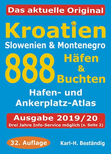 Kroatien - 888 Häfen und Buchten: Küsten-und Hafenführer für Boots- und Yachtsportler - 32 Erste Hilfe