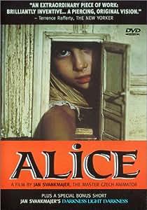 Jan Svankmajer's Alice [DVD] [1988] [US Import] [NTSC]