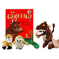 Gruffalo Book With Puppets