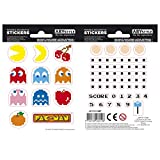 #1: Pac-Man - Labyrinth - Vinyl Stickers - Fully Licensed