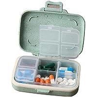 Pille-Kasten/Kasten-tragbarer Reisemedizin-Organisator für Medikation und Vitamin, großes Fach #42 preisvergleich bei billige-tabletten.eu