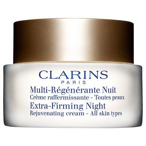 Clarins Extra-Firming noche rejuvenecedor Crema–todos